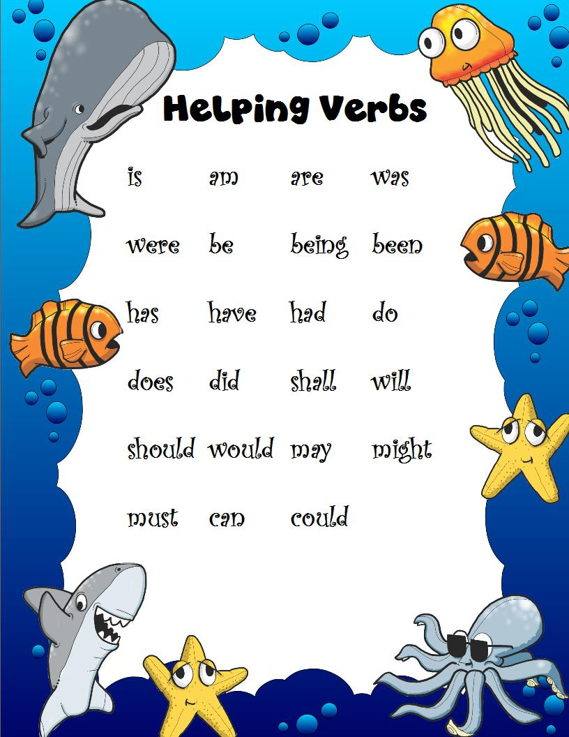 Helping Verbs Related Keywords & Suggestions - Helping Verbs Long Tail ...